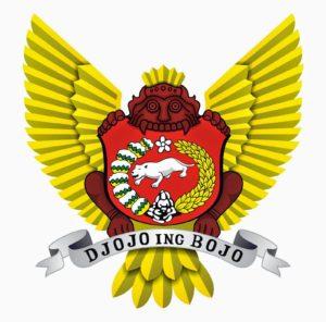 Logo kota kediri provinsi jawa timur