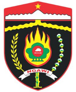 gaji umr ngawi - logo kabupaten ngawi