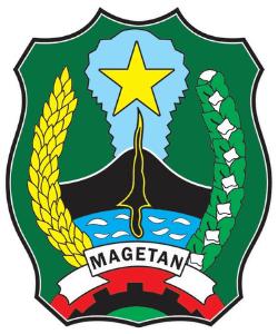 gaji umr magetan - logo kabupaten magetan